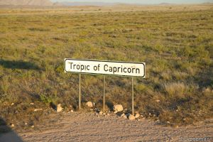 Sossusvlei - Tropic of Capricorn