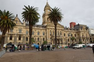 Cape Town - Old City Hall